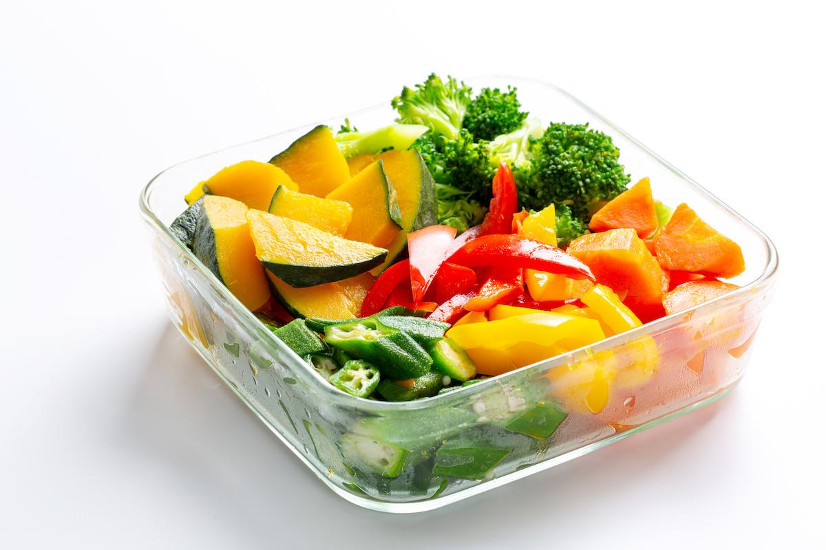 Comment cuisiner ses légumes vapeur au Cookeo ?