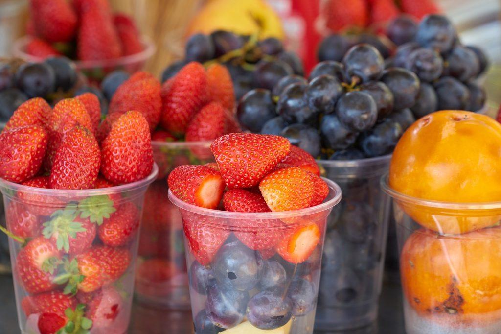 fruits vegans