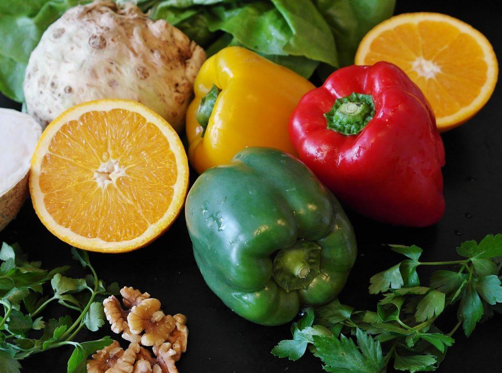 légumes vegans