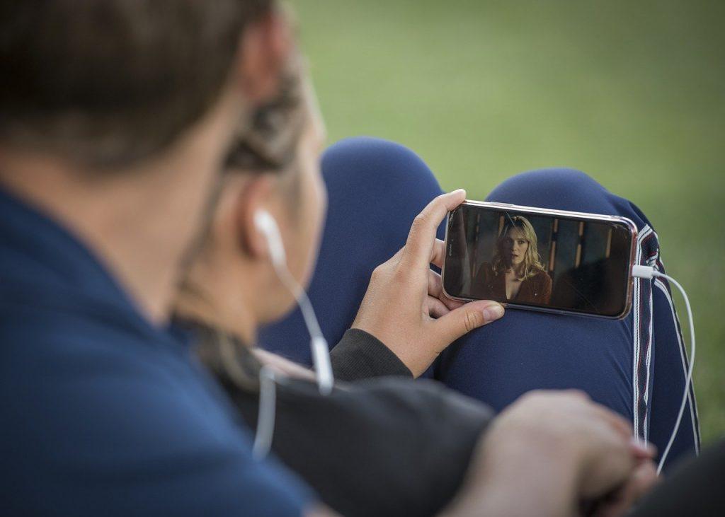 mobile streaming vegan