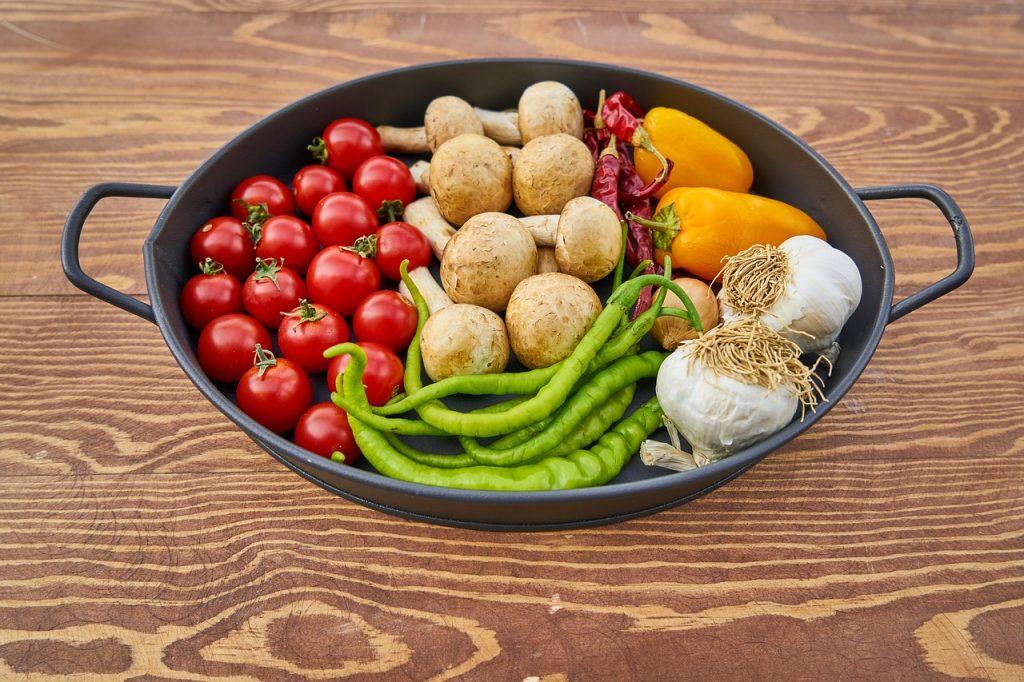 plats legumes vegas