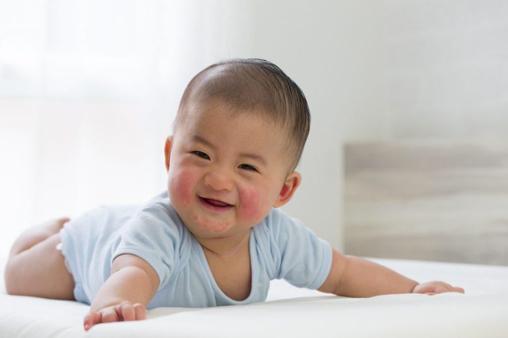 crème eczema bébé