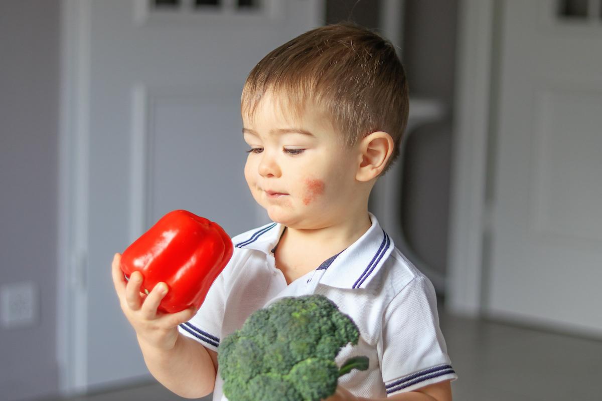 Quels aliments peuvent provoquer de l'eczéma ?