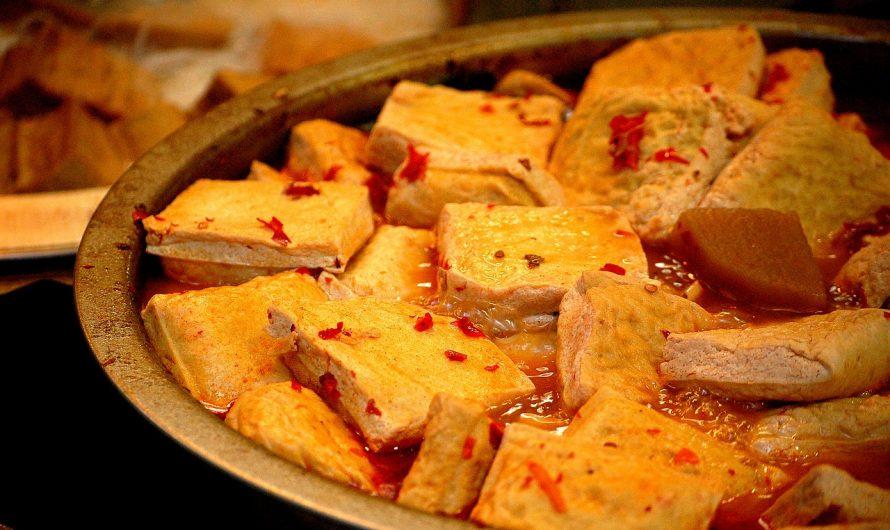 Comment faire du tofu mariné au four ?