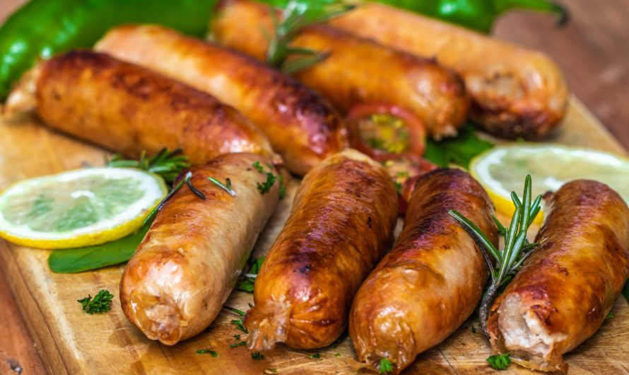 Comment préparer des Saucisses Végétaliennes ?