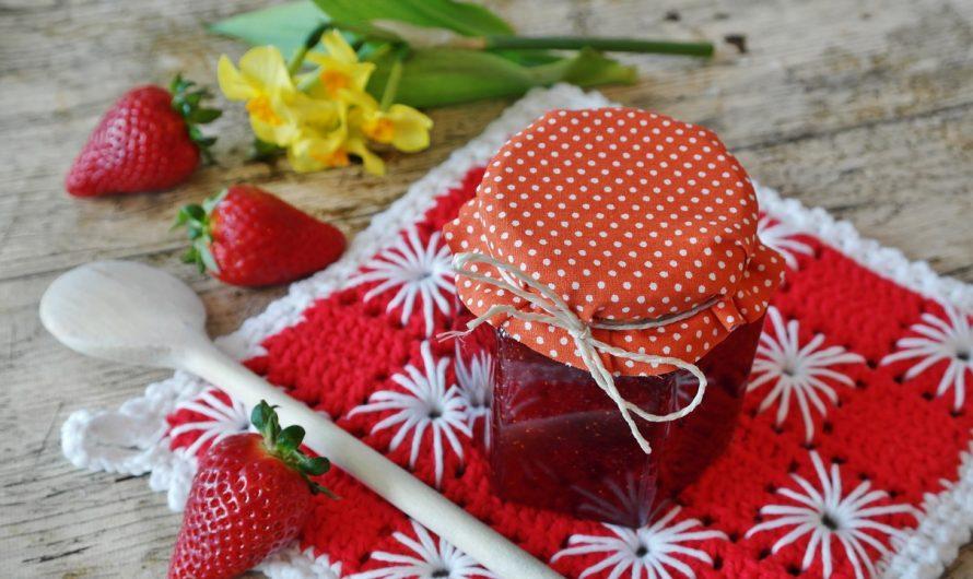 Comment faire de la confiture de fraise ?